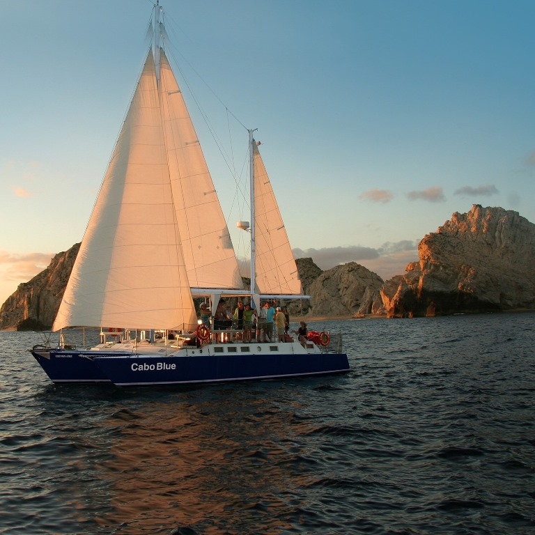 Cabo Blue Sunset Cruise in Cabo San Lucas