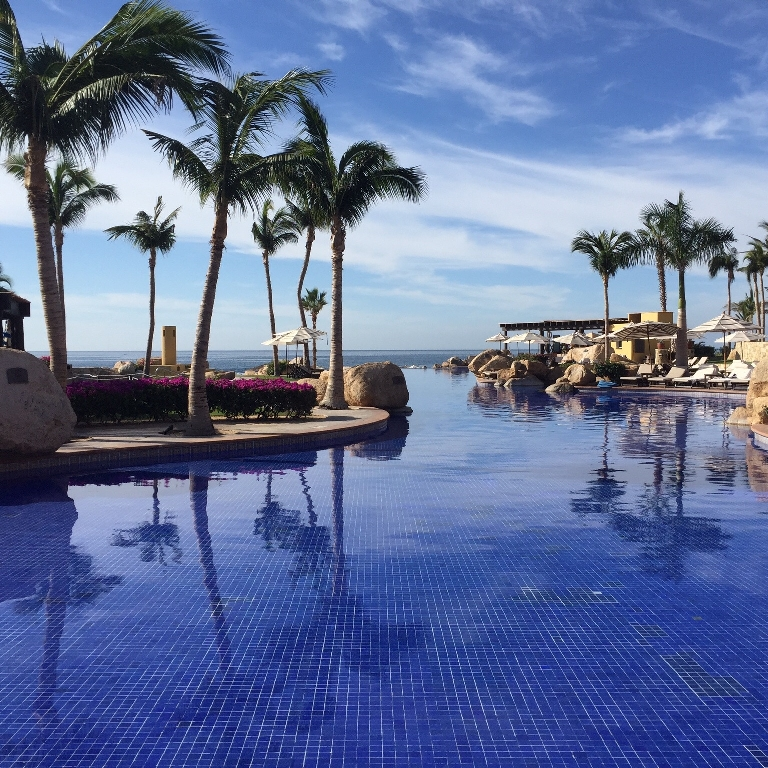 Fiestamericana Grand Los Cabos Main Pool