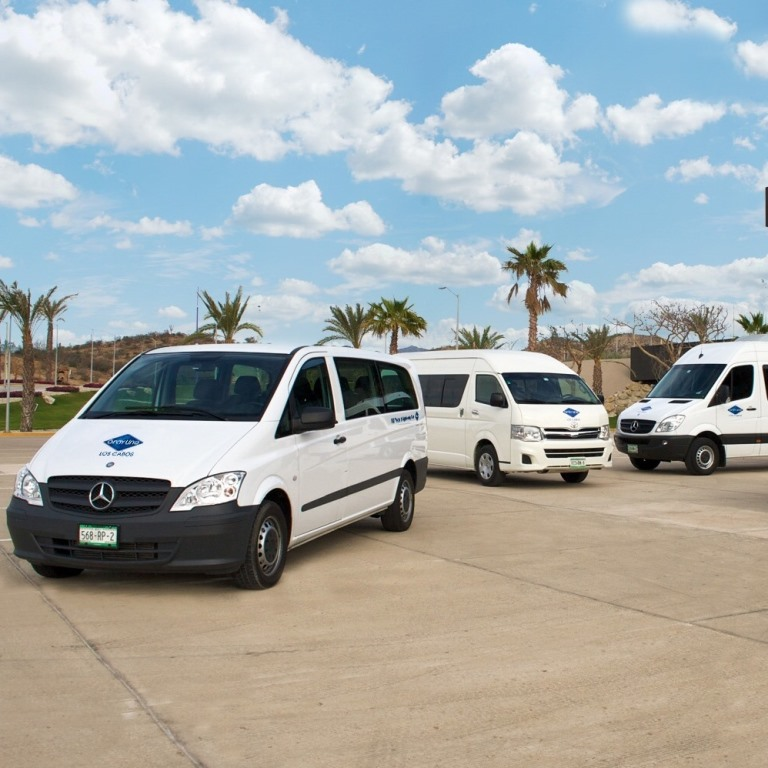 Private and shuttle service from Los Cabos Airport