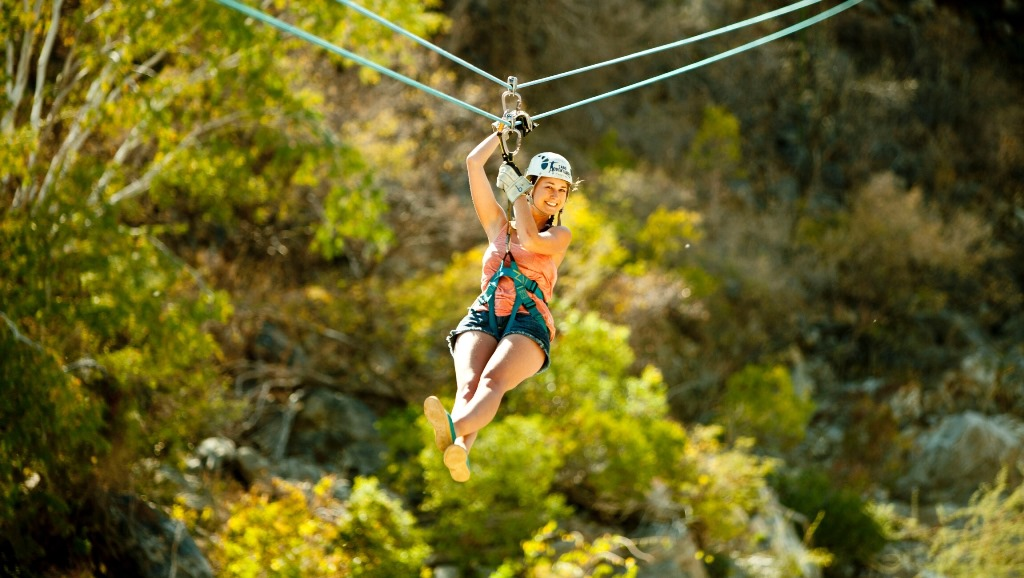 Outdoor Zipline Adventure in Los Cabos